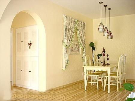 家装卧室拱门造型